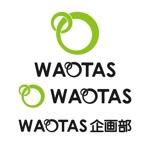 j-designさんの新規メディア「WAOTAS」ロゴデザインの募集への提案