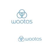atomgraさんの新規メディア「WAOTAS」ロゴデザインの募集への提案