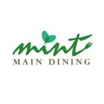 mie54さんの新規OPENのダイニングバー「mint」のロゴデザインへの提案