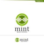fs8156さんの新規OPENのダイニングバー「mint」のロゴデザインへの提案