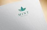 AliceLeeさんの新規OPENのダイニングバー「mint」のロゴデザインへの提案
