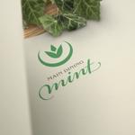 doremidesignさんの新規OPENのダイニングバー「mint」のロゴデザインへの提案