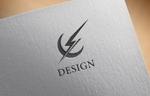 hayate_designさんの稲妻と月  電気工事を 主に行う会社の シンボルマークを 募集します よろしくお願いいたしますへの提案