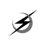 perles_de_verreさんの稲妻と月  電気工事を 主に行う会社の シンボルマークを 募集します よろしくお願いいたしますへの提案