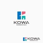 atomgraさんの暮らしの総合商社「晃和興産株式会社」のロゴへの提案