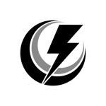 j-designさんの稲妻と月  電気工事を 主に行う会社の シンボルマークを 募集します よろしくお願いいたしますへの提案