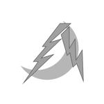 capricorn2000さんの稲妻と月  電気工事を 主に行う会社の シンボルマークを 募集します よろしくお願いいたしますへの提案