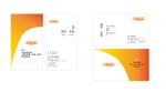 vm-m22tmさんの「MHL株式会社」の名刺デザインへの提案