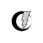 YTOKUさんの稲妻と月  電気工事を 主に行う会社の シンボルマークを 募集します よろしくお願いいたしますへの提案