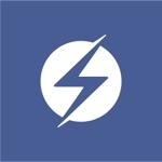 DeeDeeGraphicsさんの稲妻と月  電気工事を 主に行う会社の シンボルマークを 募集します よろしくお願いいたしますへの提案