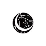 cozzyさんの稲妻と月  電気工事を 主に行う会社の シンボルマークを 募集します よろしくお願いいたしますへの提案
