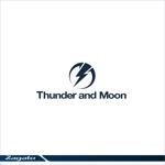 Zagatoさんの稲妻と月  電気工事を 主に行う会社の シンボルマークを 募集します よろしくお願いいたしますへの提案