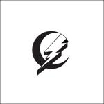 queuecatさんの稲妻と月  電気工事を 主に行う会社の シンボルマークを 募集します よろしくお願いいたしますへの提案