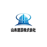 mahou-photさんの1918年(大正7年)創業 静岡県の「山本建設株式会社」のロゴへの提案