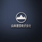 chapterzenさんの1918年(大正7年)創業 静岡県の「山本建設株式会社」のロゴへの提案