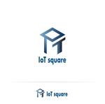 glpgs-lanceさんの次世代に向けたIoT/AI融合事業会社の「株式会社IoTスクエア」のロゴへの提案