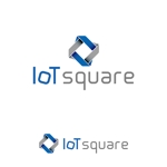 ente_001さんの次世代に向けたIoT/AI融合事業会社の「株式会社IoTスクエア」のロゴへの提案
