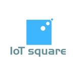 sriracha829さんの次世代に向けたIoT/AI融合事業会社の「株式会社IoTスクエア」のロゴへの提案