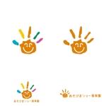 ente_001さんの新規開園「あそびまショー保育園」のロゴへの提案