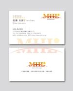 k0518さんの「MHL株式会社」の名刺デザインへの提案