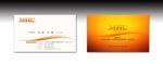 luxman0218さんの「MHL株式会社」の名刺デザインへの提案