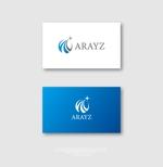 NJONESさんの株式会社ARAYZのロゴへの提案