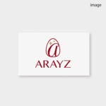 ahiruさんの株式会社ARAYZのロゴへの提案