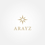 tanaka10さんの株式会社ARAYZのロゴへの提案
