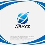 drkigawaさんの株式会社ARAYZのロゴへの提案