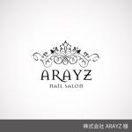 hirotomizさんの株式会社ARAYZのロゴへの提案