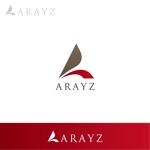 anywheredoorさんの株式会社ARAYZのロゴへの提案