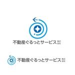 katu_designさんの不動産テック新会社「不動産ぐるっとサービス株式会社」のロゴをお願いいたします。への提案