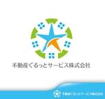 hiko-kzさんの不動産テック新会社「不動産ぐるっとサービス株式会社」のロゴをお願いいたします。への提案
