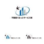 kora3さんの不動産テック新会社「不動産ぐるっとサービス株式会社」のロゴをお願いいたします。への提案