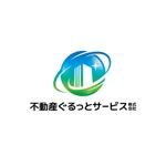 mahou-photさんの不動産テック新会社「不動産ぐるっとサービス株式会社」のロゴをお願いいたします。への提案