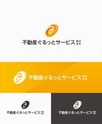 ci_manualさんの不動産テック新会社「不動産ぐるっとサービス株式会社」のロゴをお願いいたします。への提案