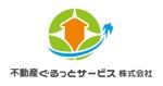atari777さんの不動産テック新会社「不動産ぐるっとサービス株式会社」のロゴをお願いいたします。への提案