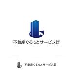 glpgs-lanceさんの不動産テック新会社「不動産ぐるっとサービス株式会社」のロゴをお願いいたします。への提案