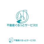 hirokipsさんの不動産テック新会社「不動産ぐるっとサービス株式会社」のロゴをお願いいたします。への提案