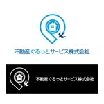 timkyanpyさんの不動産テック新会社「不動産ぐるっとサービス株式会社」のロゴをお願いいたします。への提案
