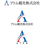 naruheatさんの旅行会社ののロゴへの提案