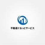 tanaka10さんの不動産テック新会社「不動産ぐるっとサービス株式会社」のロゴをお願いいたします。への提案