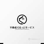 akitakenさんの不動産テック新会社「不動産ぐるっとサービス株式会社」のロゴをお願いいたします。への提案