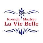 デリカテッセン、スイーツ、レストランの店「La Vie Belle」のロゴ への提案