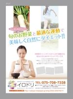 ffnanoka_netさんのダイエットメニューの広告チラシへの提案