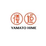 Qitianさんのハーブティーショップサイト「やまとひめ」のロゴへの提案