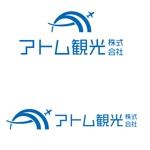 jukeboxさんの旅行会社ののロゴへの提案