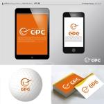 kzdesignさんの人材紹介&システムコンサルティング会社「GPC」のロゴへの提案