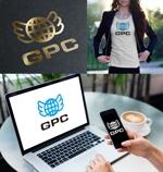 mahou-photさんの人材紹介&システムコンサルティング会社「GPC」のロゴへの提案