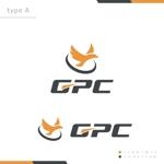 maharo77さんの人材紹介&システムコンサルティング会社「GPC」のロゴへの提案